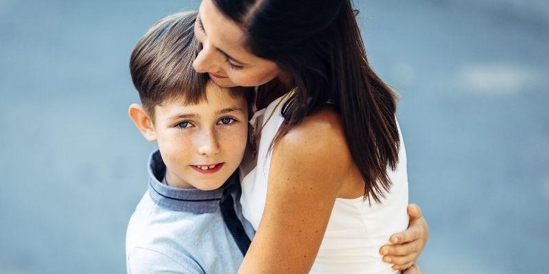 ¿Puede mi hijo negarse a ver a su progenitor?